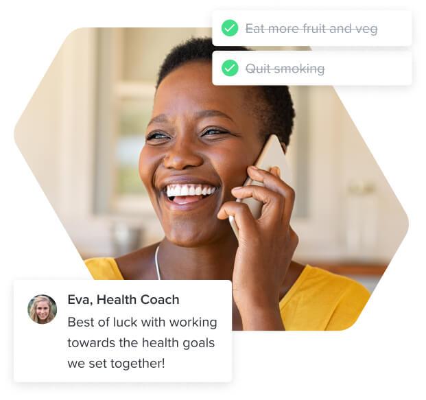 LiveSmart Health coaching
